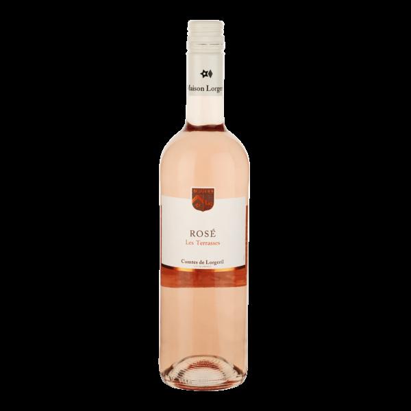Lorgeril Terrasses Rosé